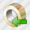 Icon Adhesive Tape Import Image