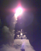 Tomahawk  Cruise Missile Launches From The Cruiser Image