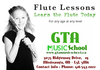 Flute Lessons In Mississauga Image