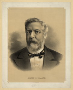 James G. Blaine Image