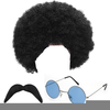 Clipart Wigs Image