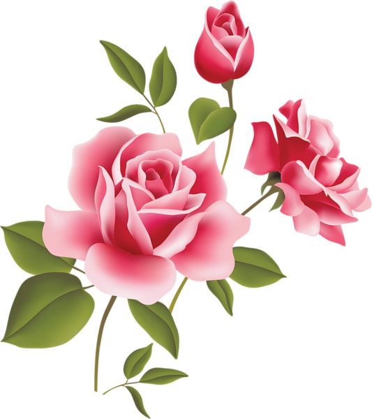 red roses clipart - photo #41
