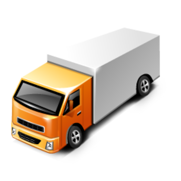 delivery truck clipart images - photo #30