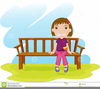 Free Clipart Bench Image