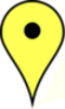 Yellow Pinpoint Image
