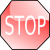 Stop Sign Clip Art
