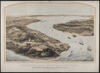 Panorama Of The Harbor Of New York, Staten Island And The Narrows Image