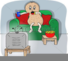 Couch Potato Clipart Free Image