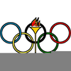 Free Olympic Games Clipart Image