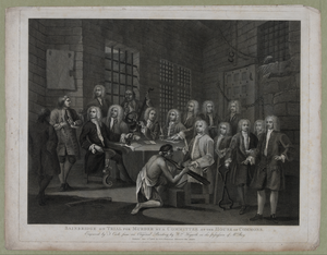 Bainbridge On Trial For Murder By A Committee Of The House Of Commons Image