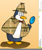 Clipart Free Detective Image