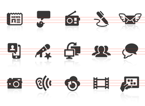 0118 Communication Icons 3 Image