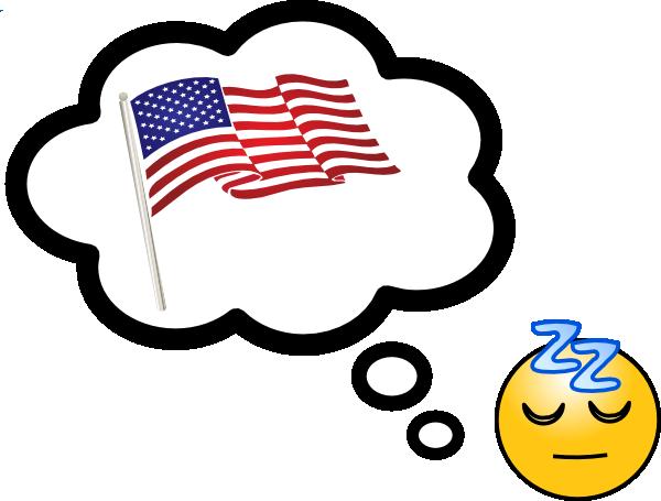 american dream clip art at clker com vector clip art online rh clker com dream clipart images dream clipart images