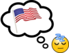 American Dream Clip Art