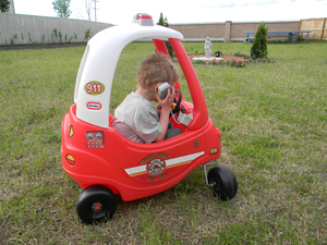 Kid Car Image