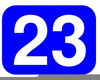 Free Numbers Clipart For Teachers Image