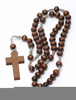 Mysteries Of The Rosary Clipart Image