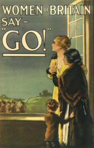 Women Of Britain Say Go Image