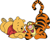 Winnie The Pooh And Tigger Image