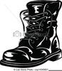 Shoes Clipart Black And White Image