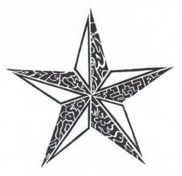 Tribal Star Images 13