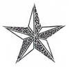 Tribal Star Tattoo Image