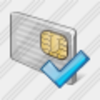 Icon Chip Card Ok Image