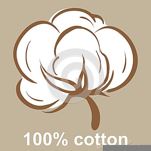 Cotton Boll Clipart Image