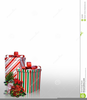 Free Clipart Gifts Presents Image