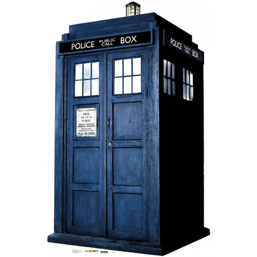 Tardis Doctor Who | Free Images at Clker.com - vector clip art online ...