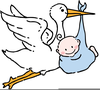 New Baby Clipart Image