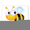 Free And Clipart Bee Image