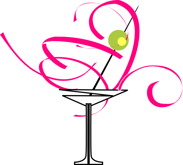 martini glass clip art at clker com vector clip art online rh clker com bachelorette party clipart bachelorette party clip art free