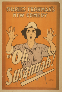 Charles Frohman S New Comedy, Oh, Susannah! Image