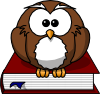 Cartoon Owl Clip Art