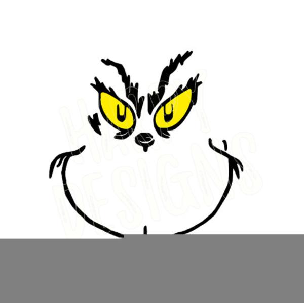 Mr Grinch Clipart Free Images At Clker Com Vector Clip Art