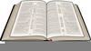 Bible And Cross Clipart Free Image