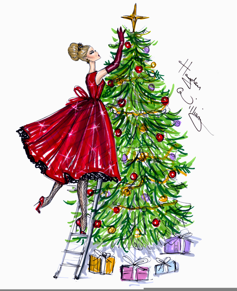 Christmas Illustrations Png.Christmas Illustrations Tumblr Free Images At Clker Com