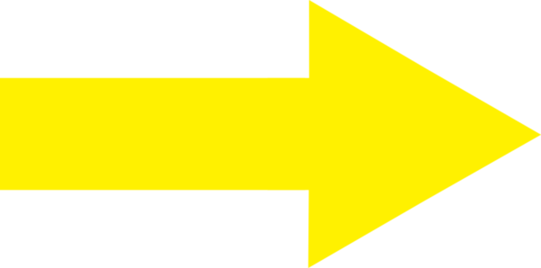 clipart yellow arrow - photo #17