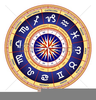 Free Astrological Signs Clipart Image