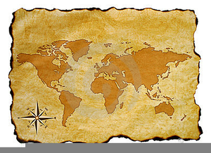 Antique world map clipart free images at clker vector clip antique world map clipart image gumiabroncs Choice Image