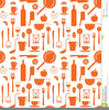 Free Cooking Utensils Clipart Image