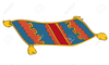 Free Magic Carpet Clipart Image