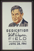 Dedication, Will Rogers Field, Oklahoma City, June 28, 1941 Image