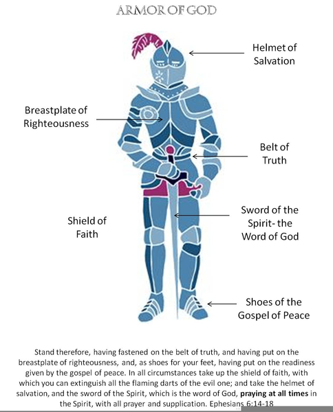 Whole Armor Of God Lds Clipart | Free Images at Clker.com - vector ...