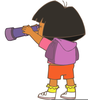 Dora The Explorer Animated Clipart Image