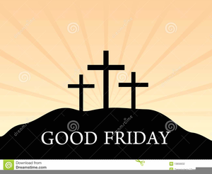 Three Crosses On Hill Clipart Free Images At Clker Com