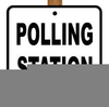 Polling Booth Icon Image