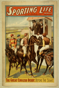 Sporting Life Written By Cecil Raleigh & Seymour Hicks. Image