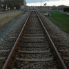 Railroad Tracks Image